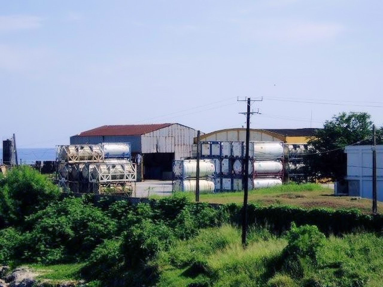 The Rum Factory of Santa Cruz is located in the municipality of Santa Cruz del Norte, Mayabeque province.