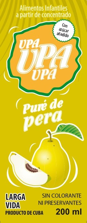 pera color upa 200 ml